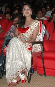 Amala Paul At Vettai Tamil Movie Audio Release Function