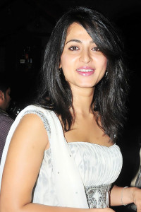 Anushka Hot Pics At Vedam Movie Audio Release Function