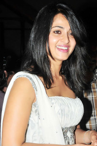Anushka Photos At Vedam Movie Audio Launch 5