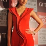 Anushka Sharma At Gitanjali Season of Love Collection Launch Photos