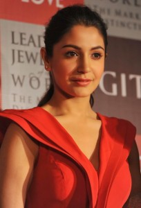 Anushka Sharma At Gitanjali Season of Love Collection Launch Photos 3