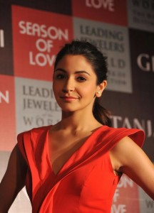 Anushka Sharma At Gitanjali Season of Love Collection Launch Photos 4
