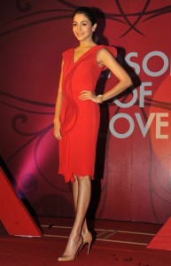 Anushka Sharma At Gitanjali Season of Love Collection Launch Photos 5