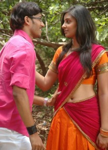 Bhanusri Mehra Hot Navel Show Images From Prematho Cheppana Telugu Movie