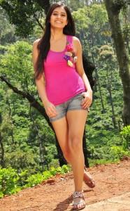 Actress Deepa Sannidhi Hot Photos From Jaanu Kannada Movie