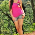 Deepa Sannidhi Hot Photos in Jaanu Movie