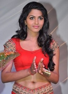 Dhansika Navel Photos At Ekaveera Movie Audio Launch 4