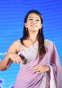 Ester Noronha Photos At Bheemavaram Bullodu Movie Platinum Disc Function