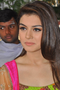Hansika Motwani Photos At Durga Movie Launch 4