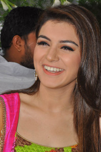 Hansika Motwani Photos At Durga Movie Launch 9