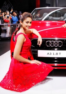Ileana Audi A3 Cabriolet Launch Images