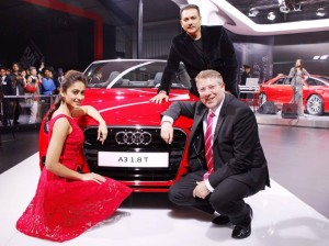 Ileana At Audi A3 Cabriolet Launch Pictures