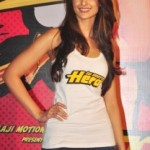 Ileana Photos At Main Tera Hero Movie First Look Launch