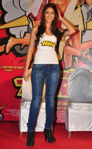 Ileana Photos At Main Tera Hero Movie First Look Launch 4