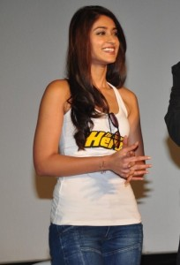 Ileana Photos At Main Tera Hero Movie First Look Launch 5