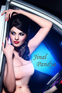 Actress Jinal Pandya Photoshoot Pics