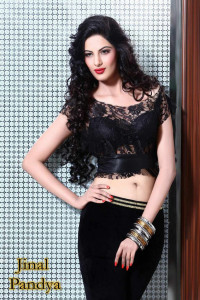 Jinal Pandya Latest Hot Photoshoot Photos 9