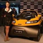 Kareena Kapoor Photos At Auto Expo 2014