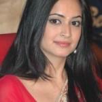 Kriti Kharbanda Saree Photos At Teenmaar Movie Audio Launch