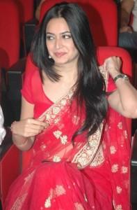 Kriti Kharbanda Hot Pictures in Saree