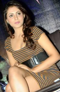 Madhu Shalini Photos At Department Movie Press Meet 10