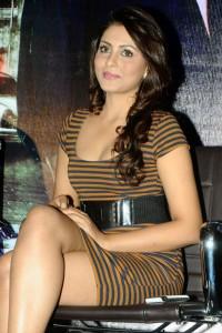Madhu Shalini Photos At Department Movie Press Meet 4