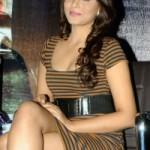 Madhu Shalini Photos At Department Movie Press Meet