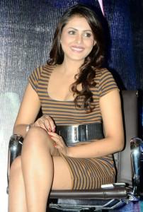 Madhu Shalini Photos At Department Movie Press Meet 8