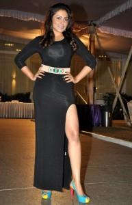 Madhu Shalini Photos At Satya 2 Movie Audio Launch 5