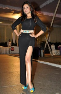 Madhu Shalini Photos At Satya 2 Movie Audio Launch 8
