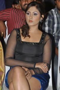 Madhu Shalini Thighs Show Photos At Park Movie Audio Launch 4