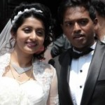 Meera Jasmine Marriage Photos