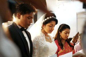 Meera Jasmine Marriage Photos 10