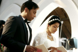 Meera Jasmine Marriage Photos 12