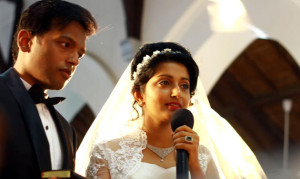 Meera Jasmine Marriage Photos 17