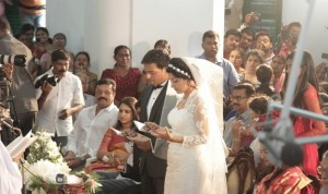 Meera Jasmine Marriage Photos 5