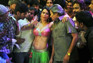 Nikitha Rawal Spicy Dance Stills