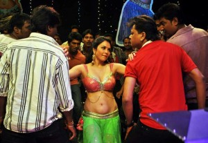 Nikitha Rawal Hot Spicy Navel Photos