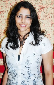 Nishanthi Evani Sexy Images in White Top