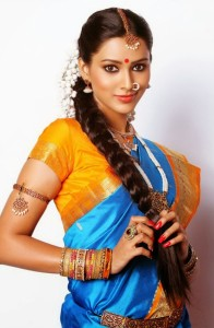 Pallavi Subhash Sexy Saree Photos