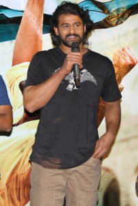 Prabhas Latest Pics At Basanti Movie Song Teaser Launch