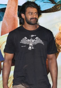 Prabhas New Look Images