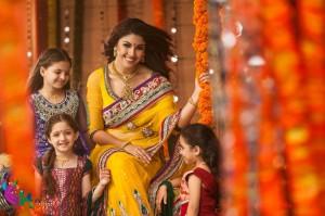 Richa Gangopadhyay Latest Photoshoot Photos in Saree