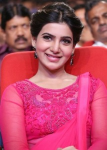 Samantha At Autonagar Surya Movie Audio Launch Photos 11