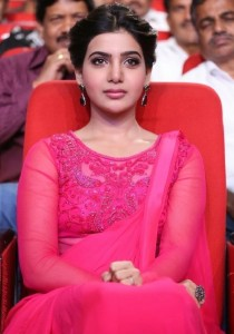 Samantha At Autonagar Surya Movie Audio Launch Photos 12