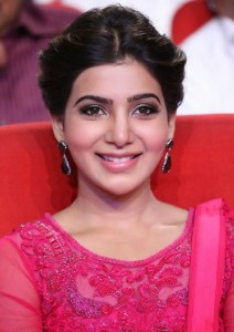 Samantha At Autonagar Surya Movie Audio Launch Photos 14