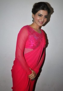 Samantha At Autonagar Surya Movie Audio Launch Photos 4