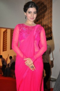 Samantha At Autonagar Surya Movie Audio Launch Photos 5