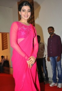 Samantha At Autonagar Surya Movie Audio Launch Photos 6