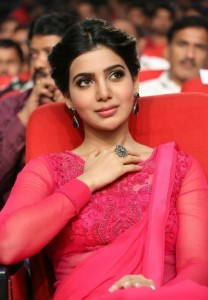 Samantha At Autonagar Surya Movie Audio Launch Photos 7